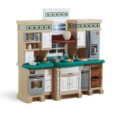Step2 Lifestyle Custom Kitchen Ii Storage Island Deluxe Set Ebay