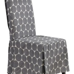 Sure Fit Parsons Chair Slipcovers Coleman With Table Ikat Parson Skirted Slipcover Ebay