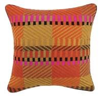 Trina Turk Residential Vintage Weave Needlepoint Linen ...