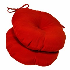 Round Cushions For Outdoor Chairs Wooden Office Chair Greendale Home Fashions Bistro Cushion