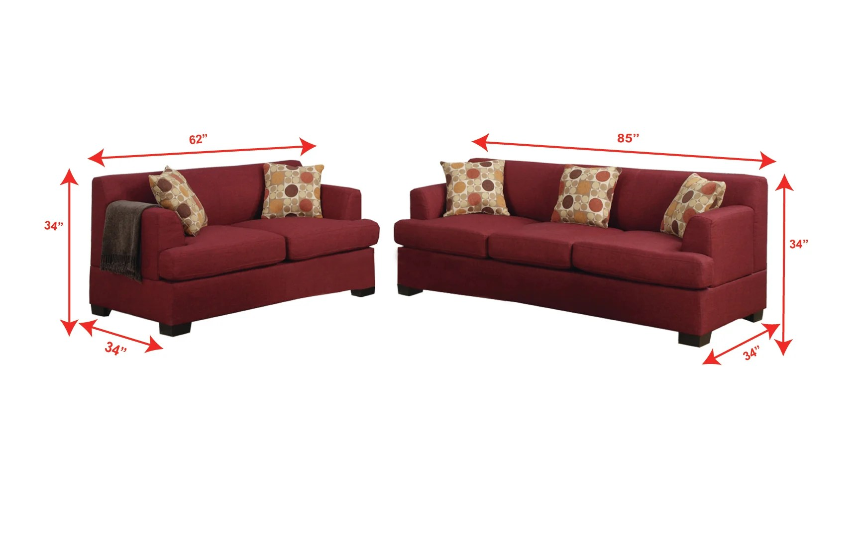bobkona sectional sofa embly instructions recliner sets near me poundex baldwin and loveseat set ebay