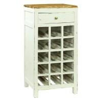 Antique Revival Haylee 15 Bottle Wine Cabinet | eBay