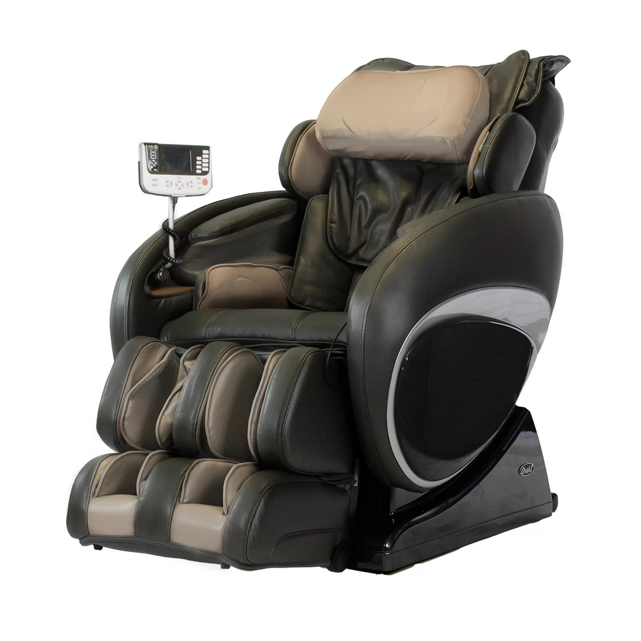 Osaki Massage Chairs Osaki Os 4000t Faux Leather Zero Gravity Deluxe Massage Chair