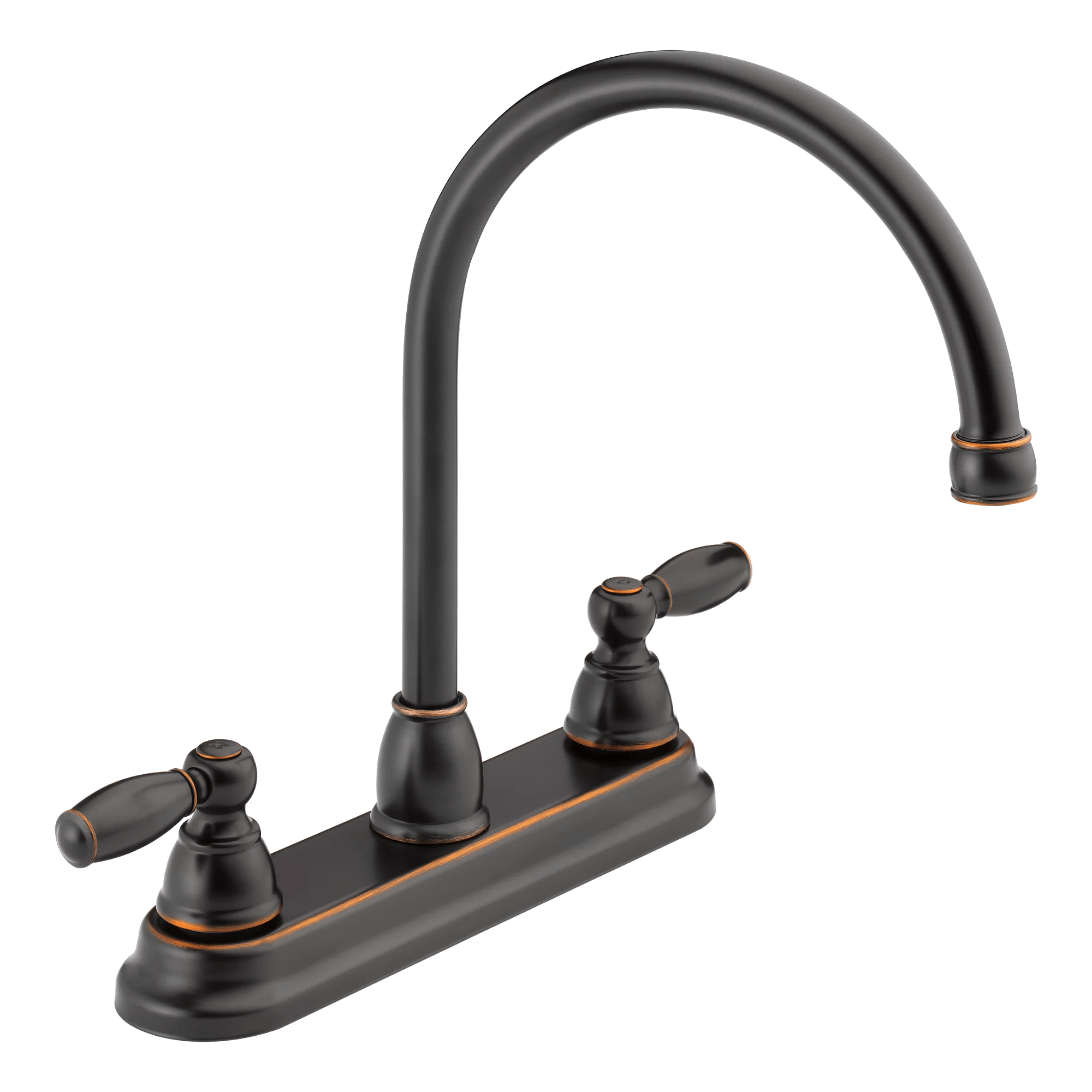 Peerless Faucets Apex Double Handle Kitchen Faucet  eBay