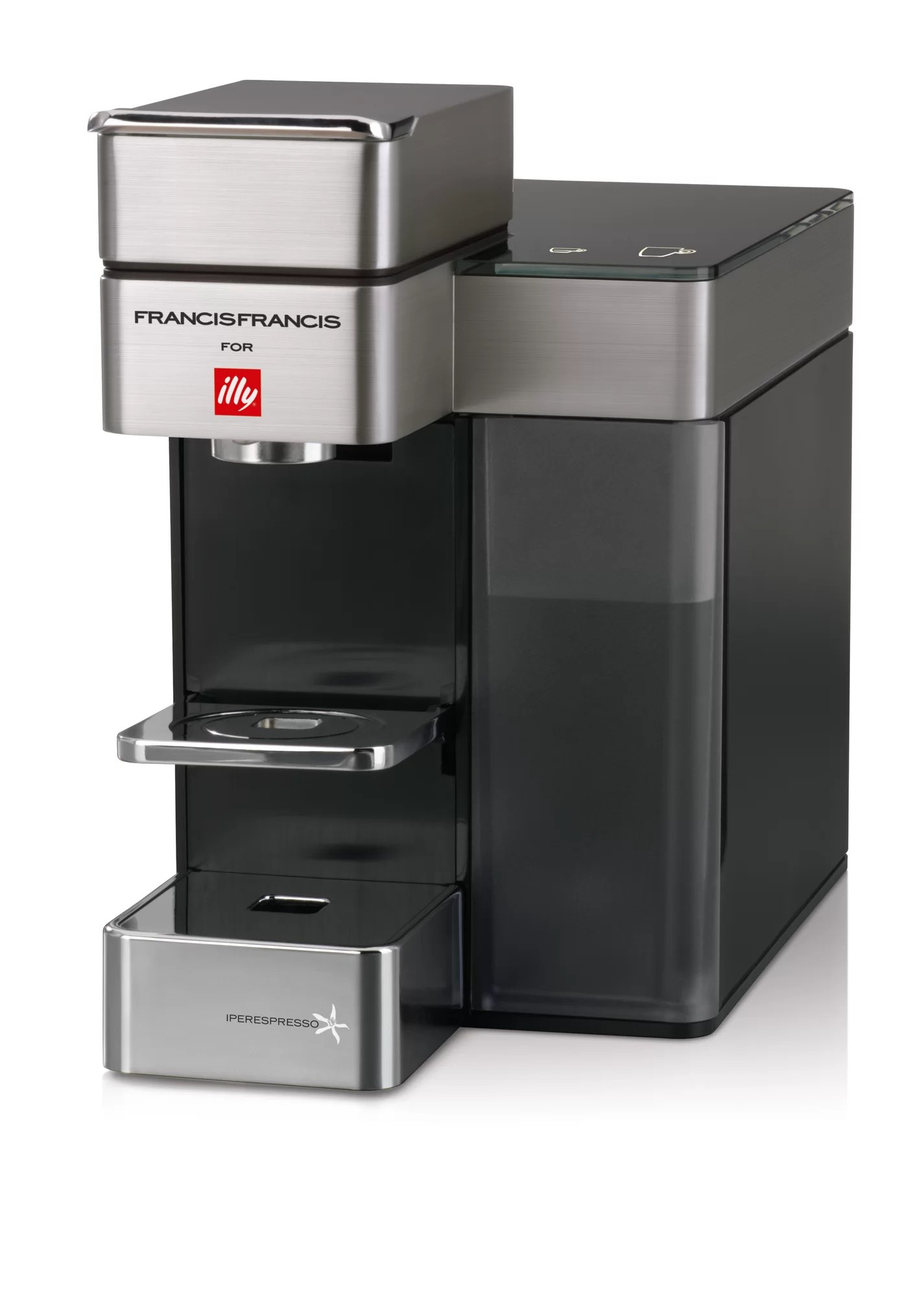 Illy Caffe  Espresso Francis Francis for illy Y5 Duo