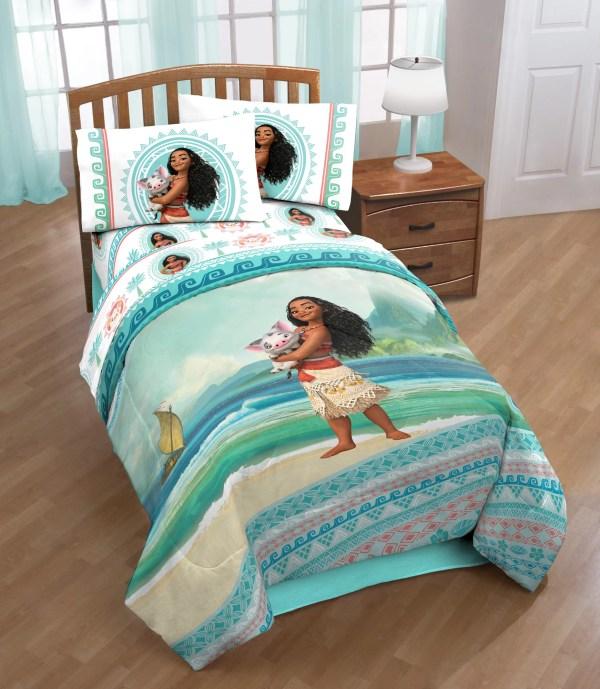 Moana Disney Bedding