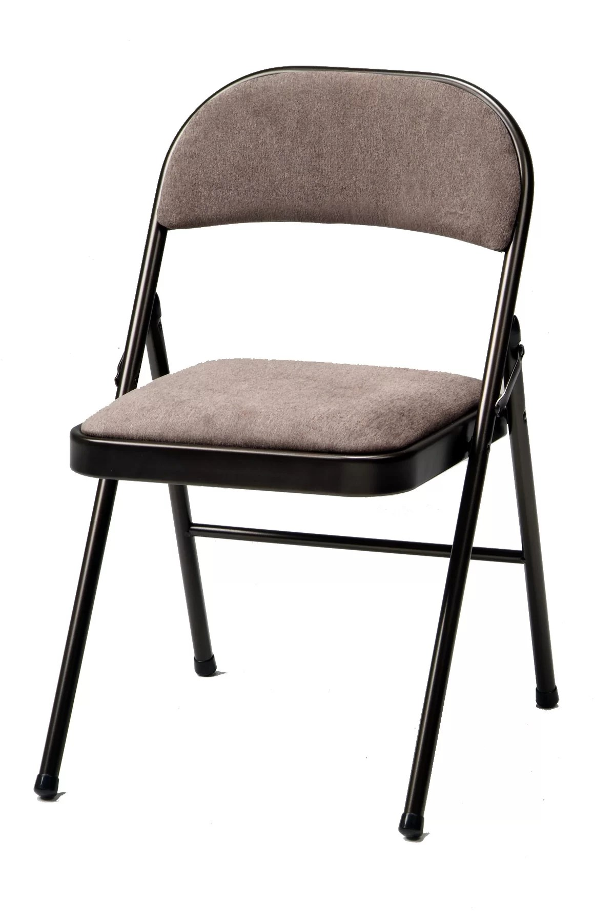 Deluxe Fabric Padded Folding Chair
