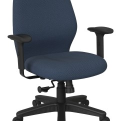 Office Star Chairs Dining Room Chair Covers White Products Work Smart Mid Back Desk Ebay