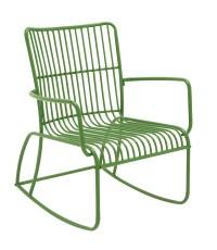 metal rocking chairs