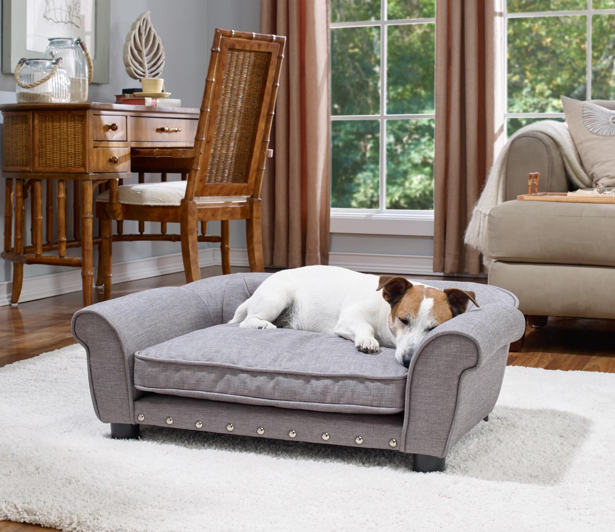 enchanted home mackenzie pet sofa robin day habitat brisbane dog bed ebay