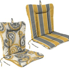 Adirondack Chairs Cushions Velvet Swivel Chair Jordan Manufacturing Outdoor Cushion Ebay