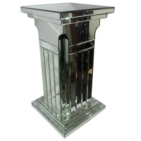 Essential & Modern Column Pedestal Plant