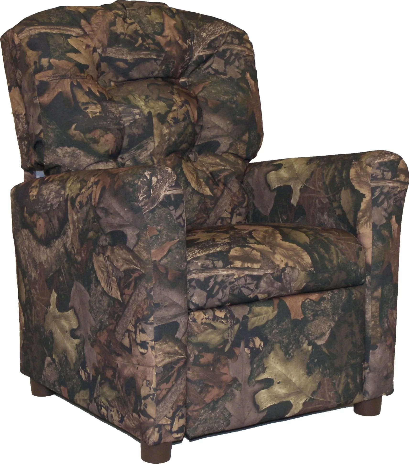 camo recliner chair narnia movies silver brazil furniture harvest kids ebay