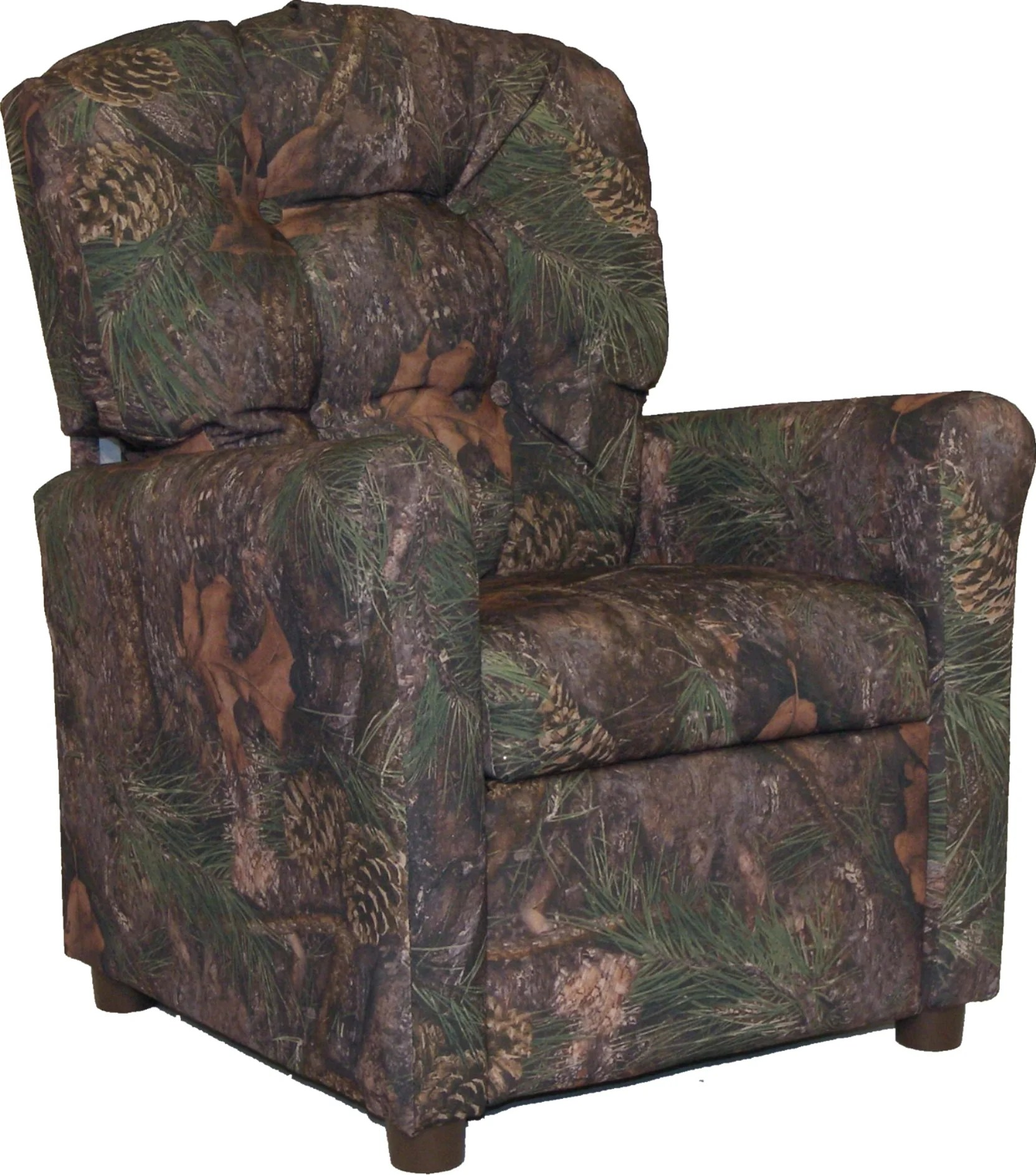 Camo Recliner Chair Brazil Furniture Mixed Pine Camo Kids Recliner