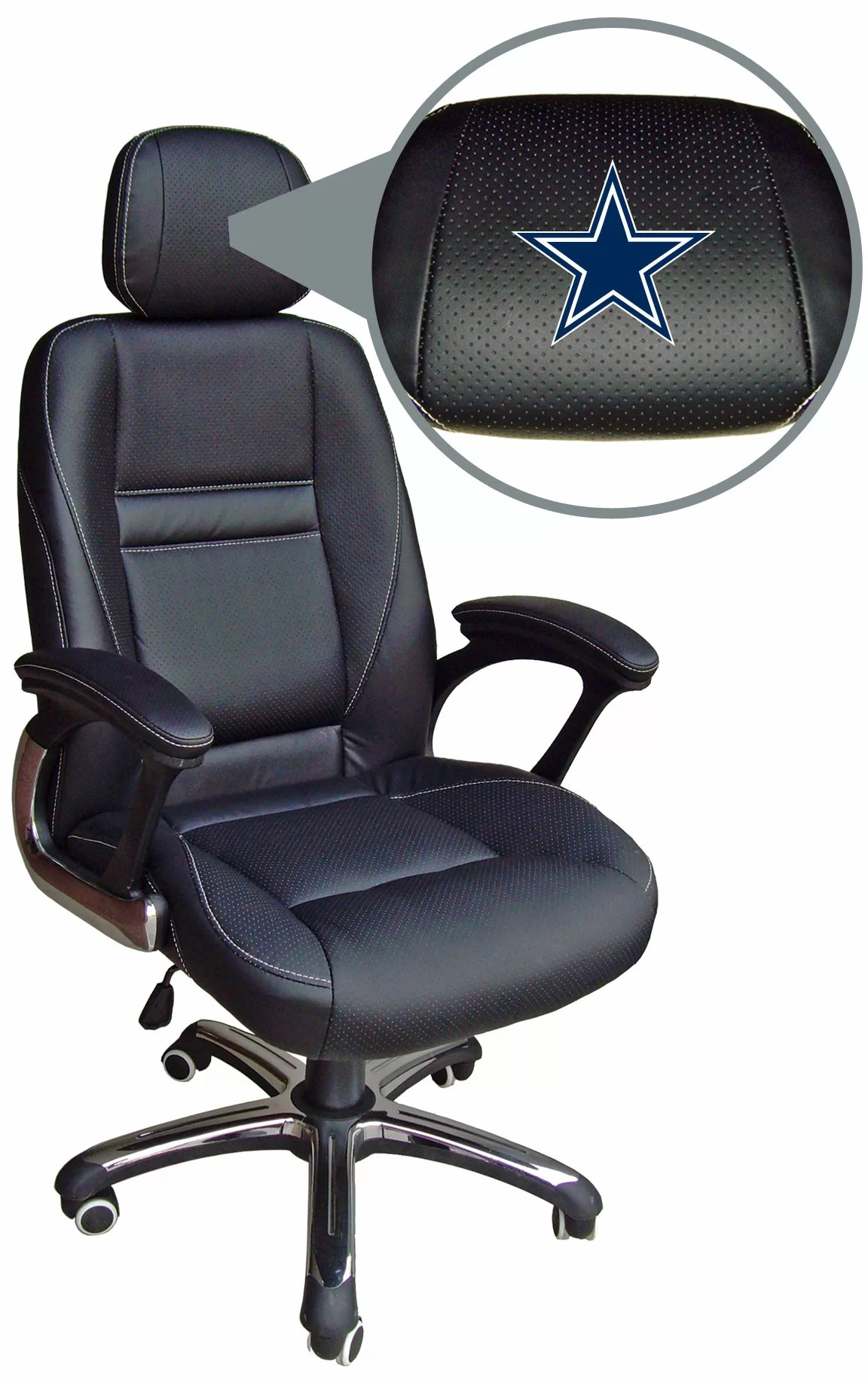 Dallas Cowboy Chair Tailgate Toss Nfl Executive Chair Dallas Cowboys Ebay