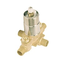 Rough-in Tub Valve and Shower Pressure Balance Valve with ...