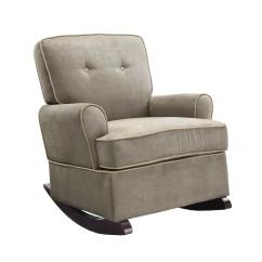 Baby Rocker Chair Folding Covers White Dorel Living Relax Tinsley Rocking Ebay