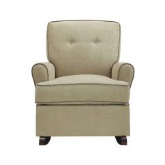 Baby Chair Rocker Spandex Covers Black Dorel Living Relax Tinsley Rocking Ebay