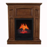 Stonegate Emerson Electric Fireplace | eBay