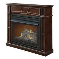 Pleasant Hearth Full-Size Vent-Free Dual Fuel Gas ...
