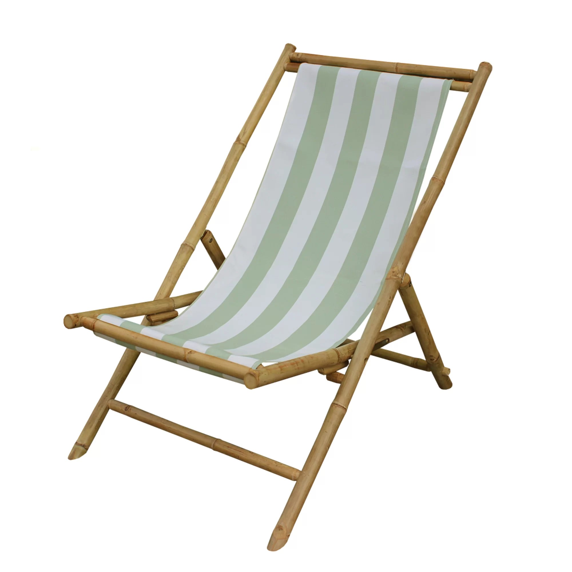 Canvas Sling Chair Zew Inc Sling Beach Chair Ebay
