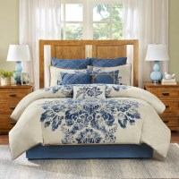 Harbor House St. Tropez 4 Piece Comforter Set | eBay