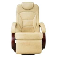 Euro Recliner Chair Wooden High Cushion Thomas Payne Furniture Ebay