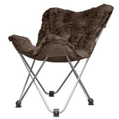 Metal Papasan Chair Yellow Grey Idea Nuova