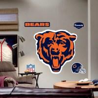 Fathead NFL Logo Wall Decal | eBay