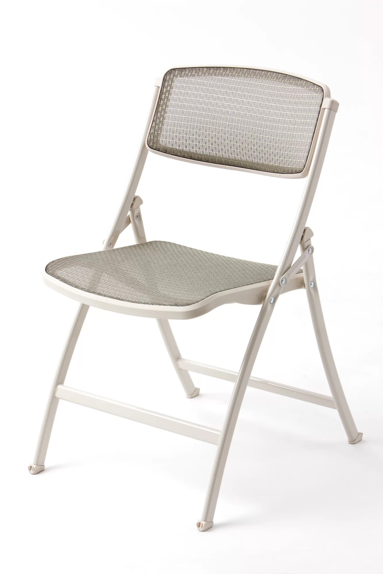 Mity Lite Armless Folding Chair Set of 4  eBay