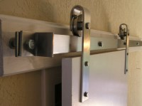 Agave Ironworks Barn Door Rolling Hardware Kit AGIR1076   eBay