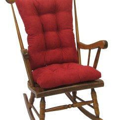 Glider Rocker Chair Cushions Cvs Shower With Bench Klear Vu Twillo Outdoor Rocking Cushion Ebay