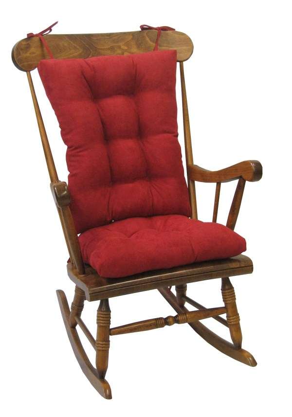 Klear Vu Twillo Outdoor Rocking Chair Cushion