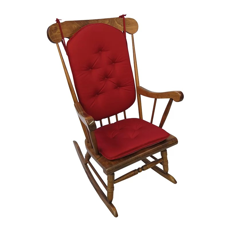 Klear Vu Twill Rocking Chair Cushion  eBay