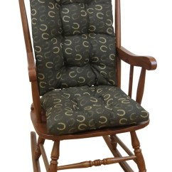 Indoor Rocking Chair Cushions Wedding Covers Hire West Sussex Klear Vu Horseshoe Cushion
