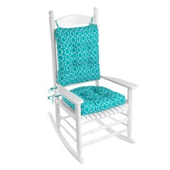 Indoor Rocking Chair Cushion Sets Outdoor Stacking Chairs Klear Vu 2 Piece Porch Set