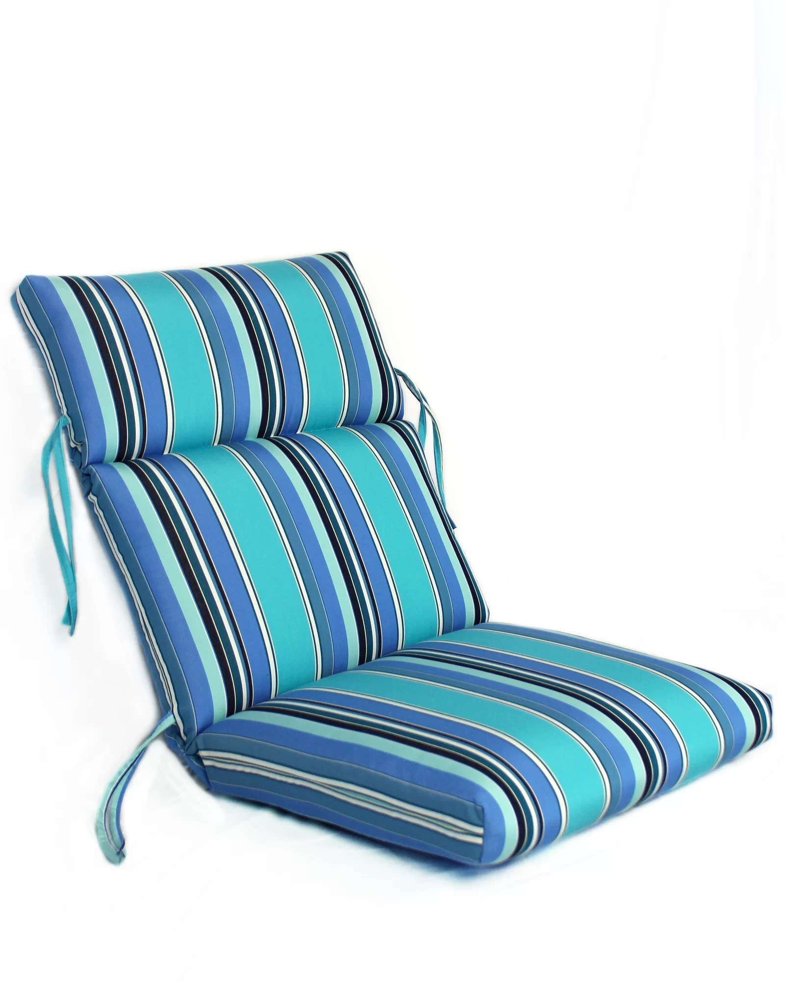 Outdoor Lounge Chair Cushions Comfort Classics Inc Waterfall Outdoor Sunbrella Lounge