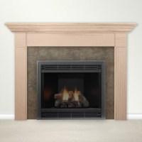 Housewarmer Fireplace Mantel Surround with Shelf | eBay
