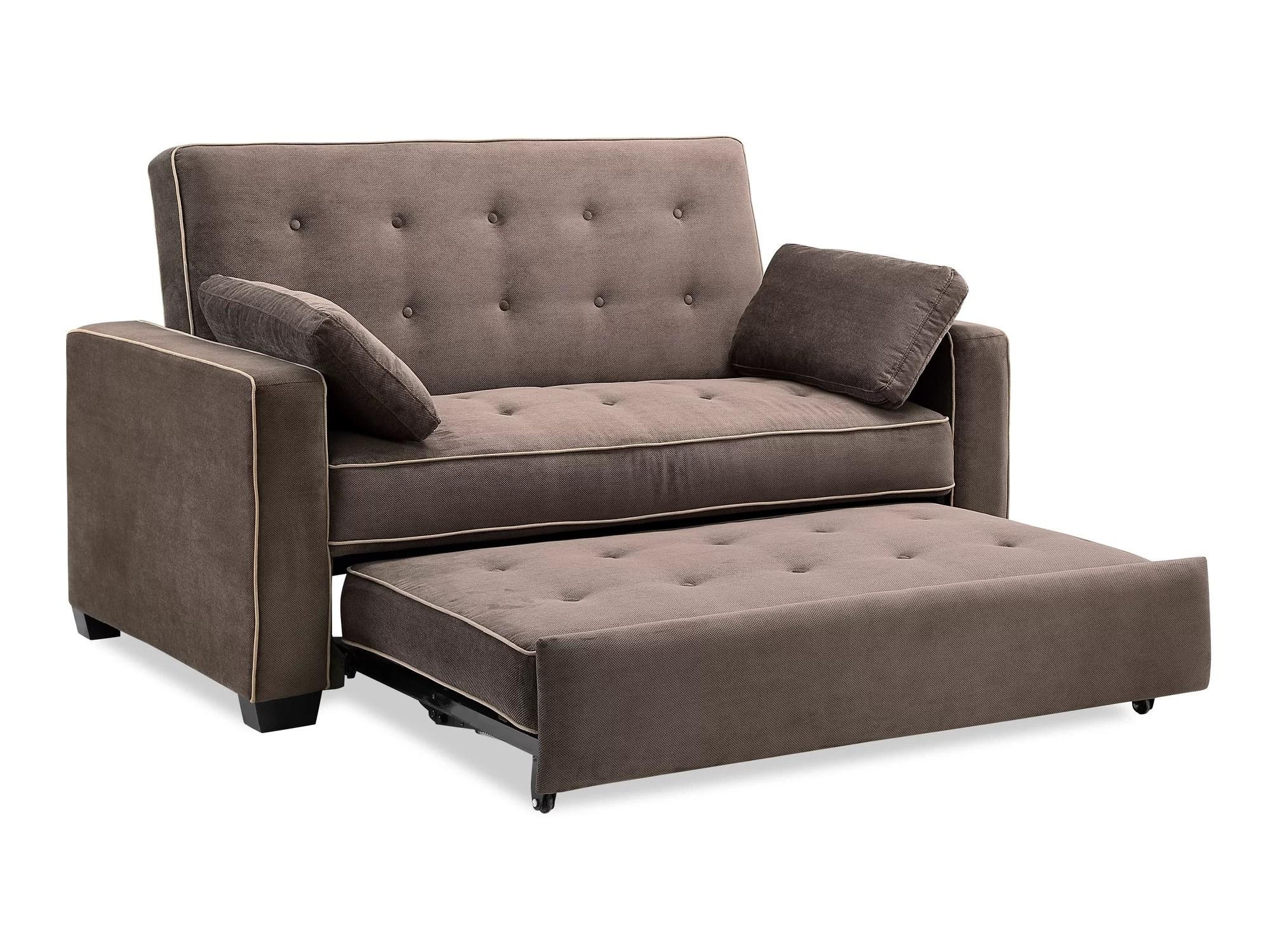 monroe sofa diwan designs lifestyle solutions queen sleeper ebay
