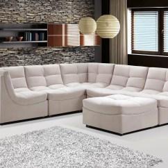 Costco Leather Sofa Canada West Elm Bed Australia Bestmasterfurniture Modular Sectional Bmfr1493 Ebay