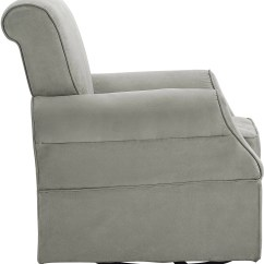 Glider Chair With Ottoman India White Ceremony Chairs Baby Relax Kelcie Swivel And