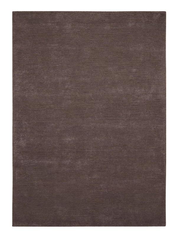 "Nourison Calvin Klein Ravine ""furrow"" Handmade Brown"