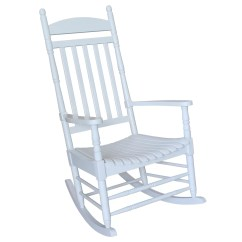 Unfinished Wood Rocking Chair Decorative Office Mats International Concepts Solid Ebay