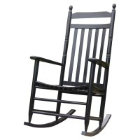 Dixie Seating Company Adult Indoor/Outdoor Rocking Chair ...