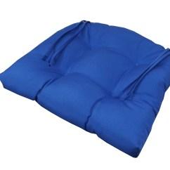 Sunbrella Chair Cushion Covers Wedding Ivory Pros Outdoor Seat Ebay