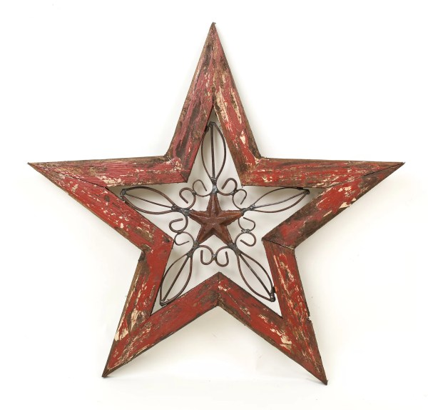 Amigos Imports Texas Star Wall Decor