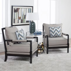 Spindle Arm Chair Baby Cargo High Studio Designs Home Colonnade Ebay