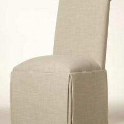 Parsons Chairs With Skirt Modern Dining Johannesburg Sloane Whitney Sardis Skirted Chair Ebay
