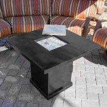 Belleze 40 000 Btu Outdoor Table Patio Heater Fire Pit