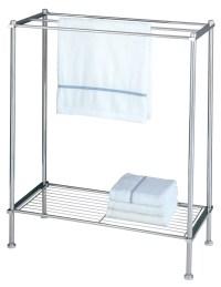 OIA Free Standing Towel Rack | eBay